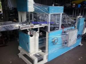 máy sản xuất khăn giấy