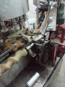 sửa máy định lượng ghép mí lon
