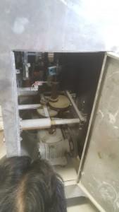 sửa máy đóng gói xi măng